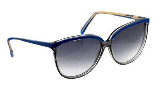 cat eye sunglasses, blue sunglasses, vintage sunglasses