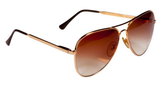 vintage aviator sunglasses, 70s sunglasses, gold aviators