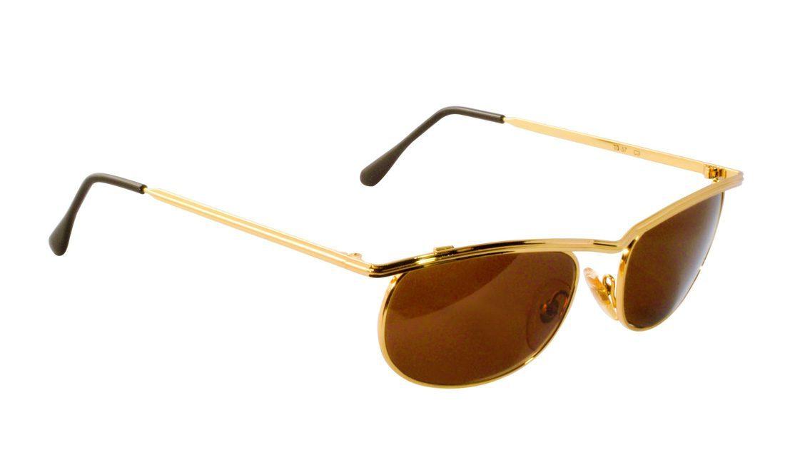 oval vintage sunglasses