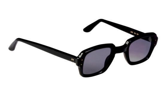 original military sunglasses, US military, rectangular sunglasses, black sunglasses, 60s sunglasses, polarized sunglasses