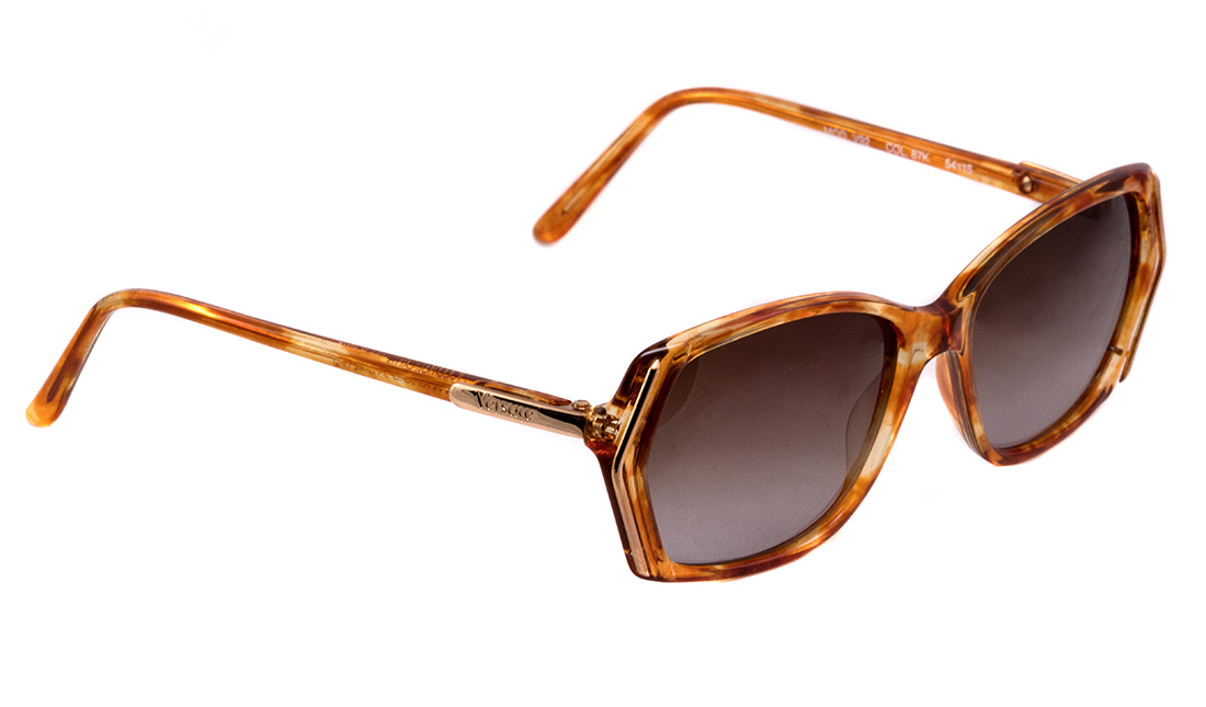 versace sunglasses, vintage versace, tortoise sunglasses, orange sunglasses, vintage sunglasses, gianni versace